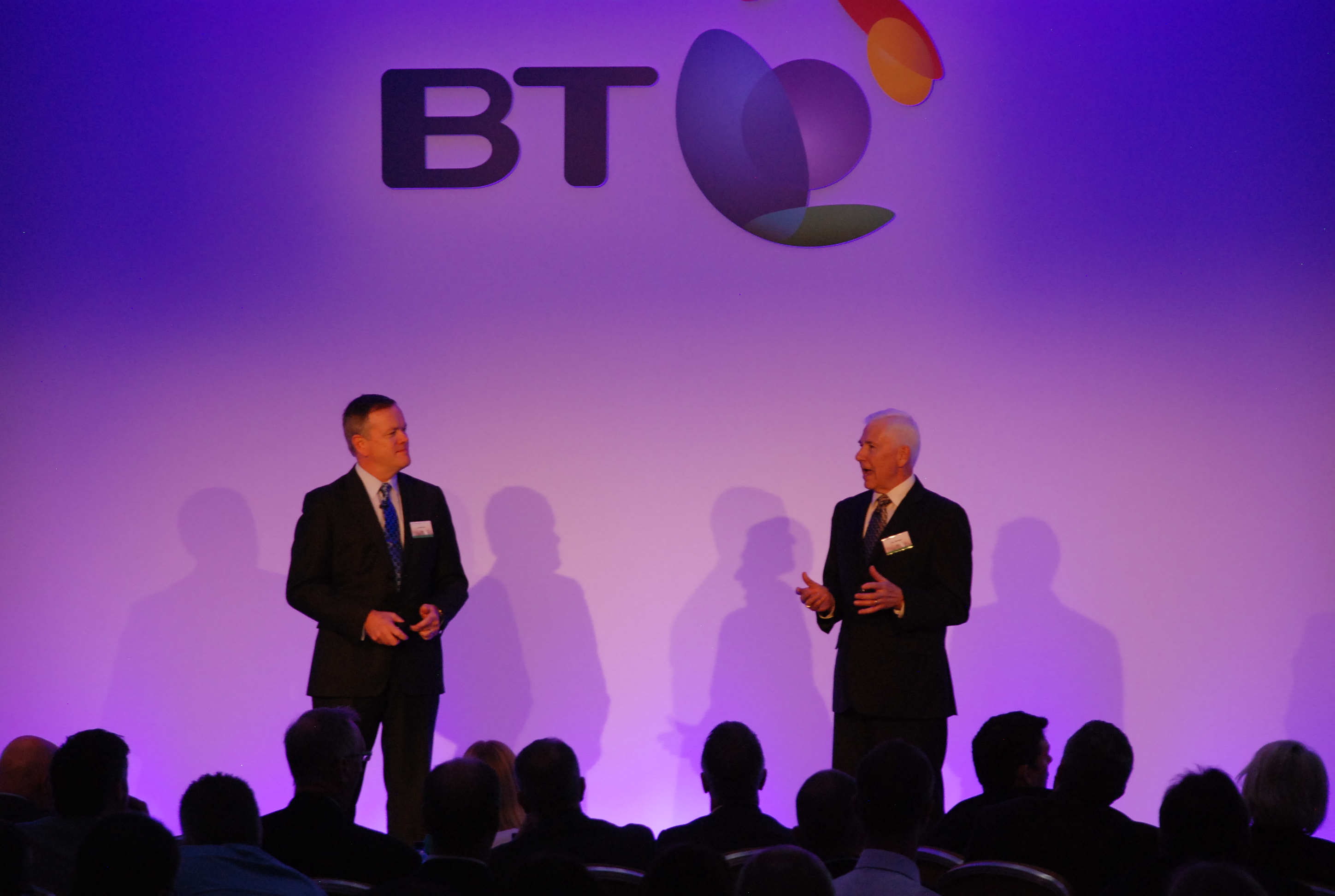 BT Art of Connecting Sales Conference