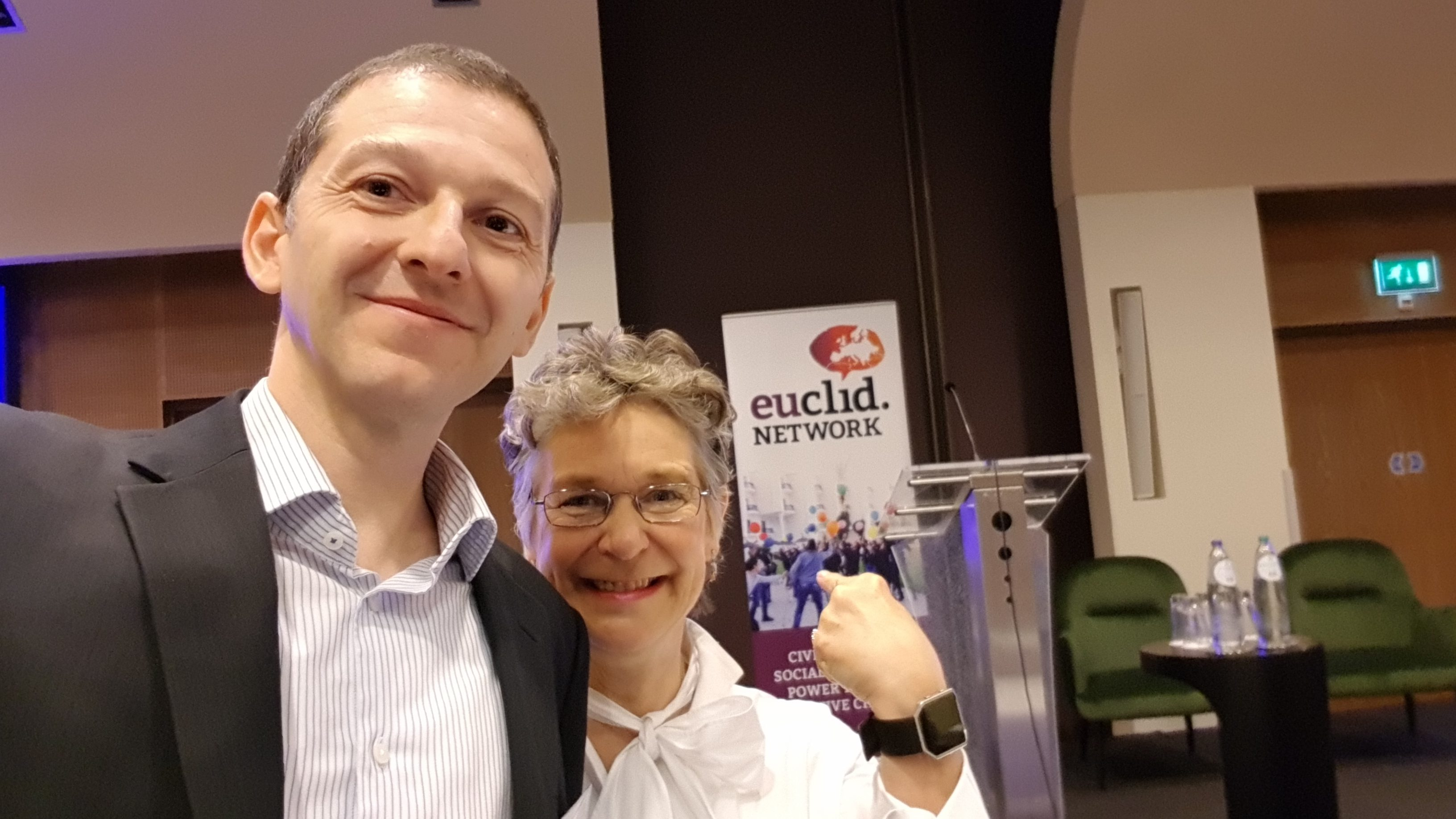 WRP at the Euclid Summit 2018